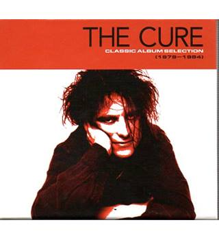 Classic Album Selection (1979 - 1984) The Cure