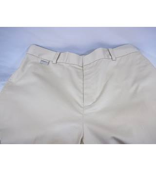 Lauren Active by Ralph Lauren - Size: M - Cream / Ivory - Trousers