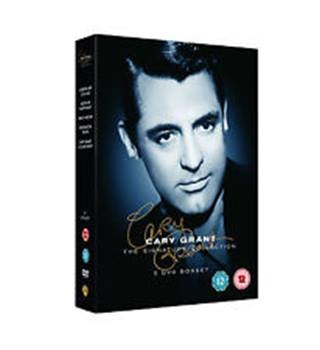 Cary Grant The Signature Collection 12
