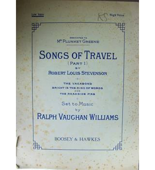 Songs of Travel (Part 1)