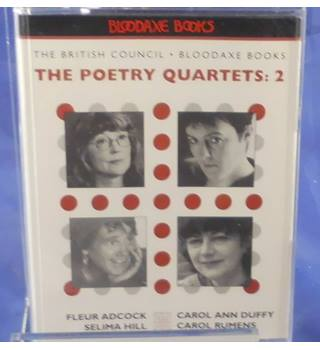The Poetry Quartets 2