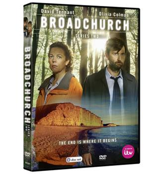 Broadchurch , the Complete Series 2