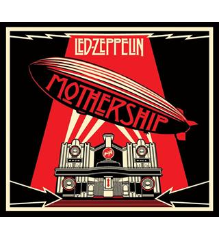 Mothership , Led Zeppelin , 2 CD and DVD set