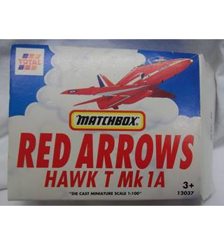 Matchbox Die Cast Model of Hawk T Mk 1A  Aircraft