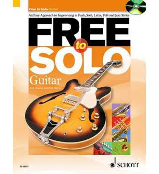 Free To Solo, Guitar