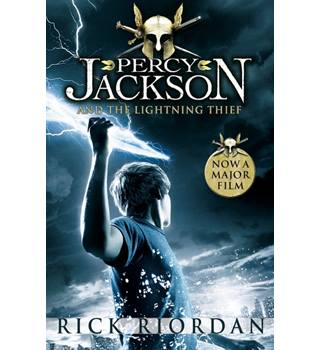 Percy Jackson : The Lightning Thief audiobook