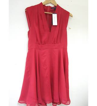 BNWT French Connection size 14 Pink Dress