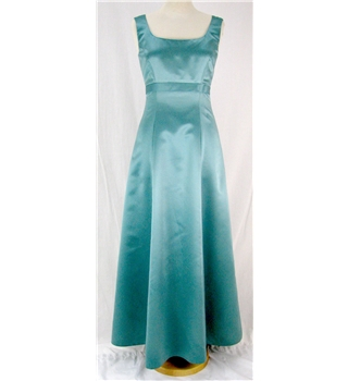 Pear Tree size M Aquamarine Prom Dress