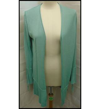 M&S Marks & Spencer - Size: M - Green - Cardigan