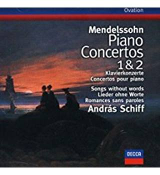 Mendelssohn Piano Concertos 1 & 2 and Songs without words - Various artists