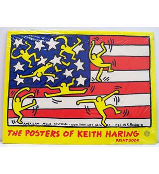 The Posters of Keith Haring - Printbook
