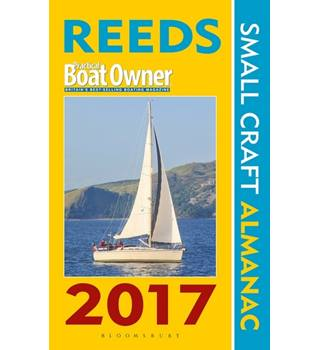 Reeds PBO Small Craft Almanac 2017