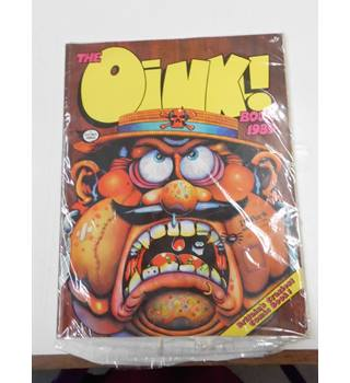 The Oink! Book 1989