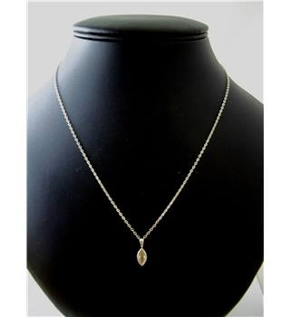 Silver 925 - Size: Medium - Chain with pendant
