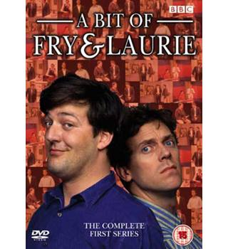 A BIT OF FRY AND LAURIE SERIES 1 15