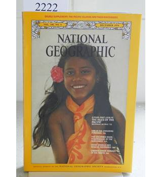National Geographic Volume 146  No.6  December 1974