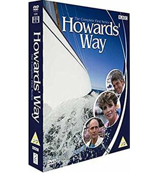 Howards' Way - Series 1 [DVD] [1985] PG