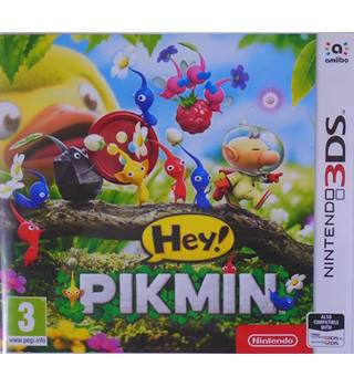 Hey Pikmin for Nintendo 3ds