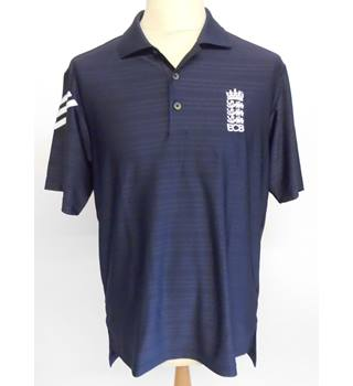 BNWT Adidas Navy Blue Cricket top Size: M