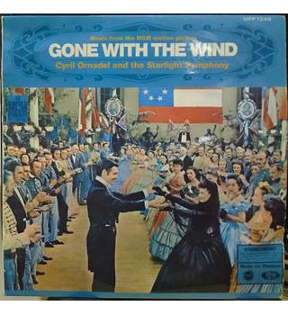 "Music From The MGM Motion Picture Release ""Gone With The Wind"" - The Starlight Symphony - 1246"