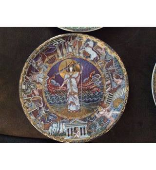 "Royal Worcester - Athene  - 8"" Plate"
