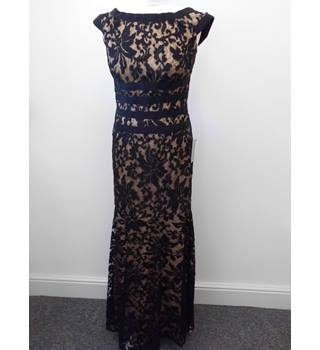 Tadashi Shoji (US Designer) Brand New Stunning Black Evening Dress- Size: S
