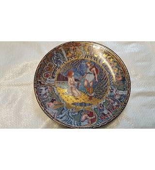 "Royal Worcester - Perseus & Andromeda - 8"" Plate"