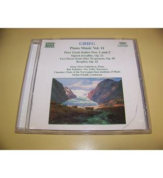 Grieg ‎– Piano Music Vol. 11