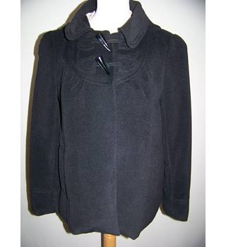 Denim Co - Size: 10 - Black - Casual jacket / coat