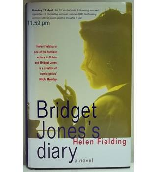 Bridget Jones's diary- First Edition, Fourth Printing