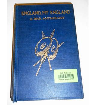 England, My England - A War Anthology