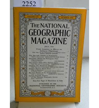 National Geographic Volume 104 (CIV)  Number 1   July 1953