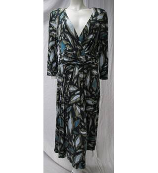 Stylish Viscose Dres Size L Fenn Wright Manson - Size: L - Multi-coloured