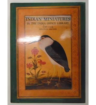 Indian Miniatures in the India Office Library
