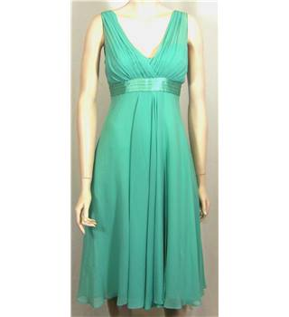 BNWT L K Bennett - Size: 6 - Mint Green Evening Dress