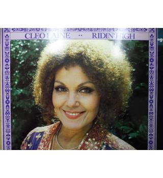 Cleo Laine- Ridin' High- Vinyl LP
