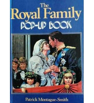 The Royal Family pop up book