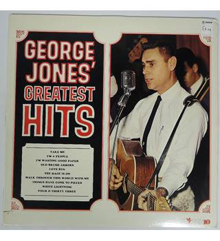 George Jones' Greatest Hits