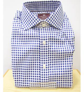 M&S collection luxury shirt M&S Marks & Spencer -  - Blue - Long sleeved
