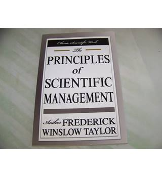 Principles of Scientific Management