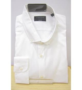 M&S collection shirt M&S Marks & Spencer - White - Long sleeved