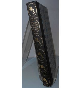 Travels Through France and Italy , Folio edition