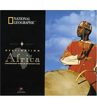 National Geographic Destination Africa CD