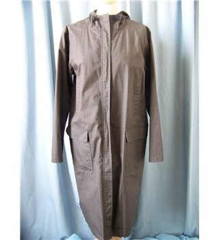 Danimac size: M brown raincoat
