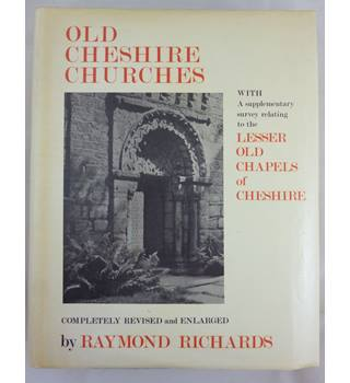 Old Cheshire Churches