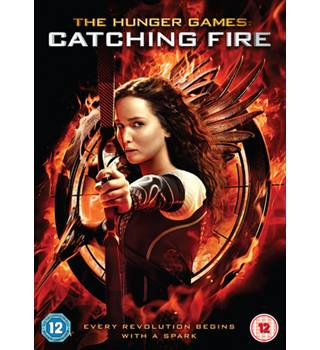 THE HUNGER GAMES CATCHING FIRE 12A