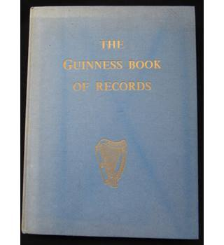 The Guiness Book of Records  1956