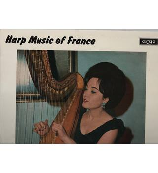 Harp Music of France Marisa Robles - ZRG 5458