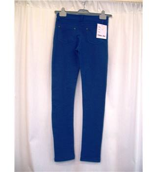 BNWT Urban Diva Size: L Electric Blue Jeggings