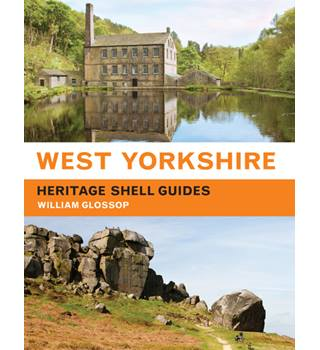 West Yorkshire  heritage Shell Guides